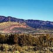 Monument Valley Region-arizona Art Print