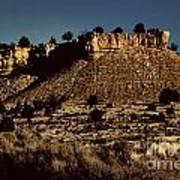 Monument Valley Region-arizona V3 Art Print