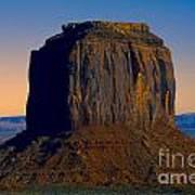 Monument Valley -utah V14 Art Print