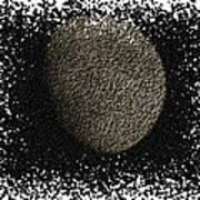 Moon Gimp Edit Art Print