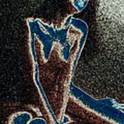 Moonblind Muse Art Print