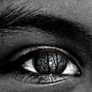 Moonlight In Your Eyes Art Print