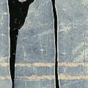 Moonlit Sentinels Art Print