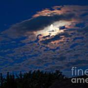 Moonscape Art Print by Robert Bales