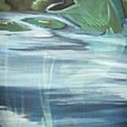 Moonshine Bass Art Print