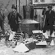 Moonshine Still Prohibition 1922 Art Print