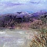 Moorland View 1 Art Print