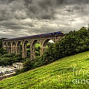 Moorswater Viaduct  Art Print