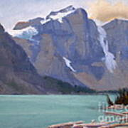 Moraine Lake Banff Art Print