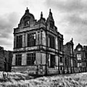 Moreton Corbet Castle Art Print