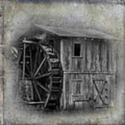 Morgan's Mill Art Print