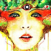 Mori Art Print