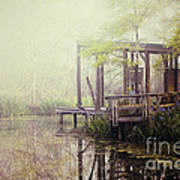 Morning At The Nature Center Art Print by Katya Horner