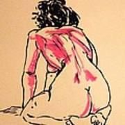 Morning Meditation Art Print