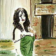 Morning Passion Art Print