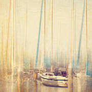 Morning Sail Art Print by Amy Weiss