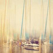 Morning Sail Art Print