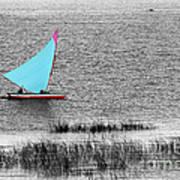 Morning Sail Art Print by James Brunker