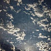 Morning Sky Fantasy Art Print
