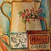 Morning Still Art Print