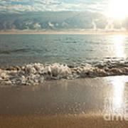 Morning Sunrise In Ft. Lauderdale Art Print