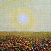Morning Sunshine Three Art Print