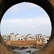 Moroccan View Art Print