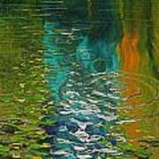 Morrison Springs Art Print