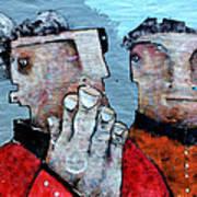 Mortalis No 7 Art Print