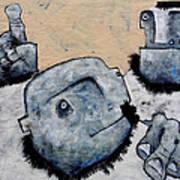 Mortalis No 9 Art Print