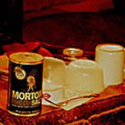 Morton Salt Born 1952 Art Print