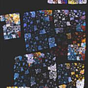 Mosaic 126-02-13 Marucii Art Print