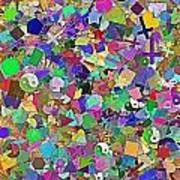 Mosaic 510-11-13 Marucii Art Print