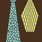 Mosaics 1 Art Print