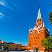 Moscow Kremlin Tour - 13 Of 70 Art Print