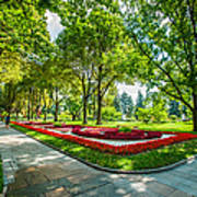 Moscow Kremlin Tour - 64 Of 70 Art Print