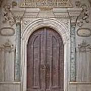 Mosque Doors 13 Art Print