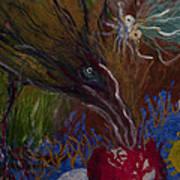Mother Bird - 1985 Art Print