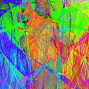 Mother Of Exiles 20130618m120 Long Print by Wingsdomain Art and Photography