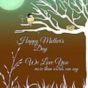 Mother's Nest Art Print