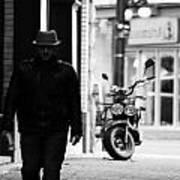 Motorcycle Diaries  Art Print