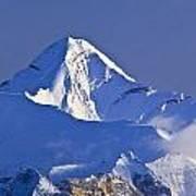Mount Aylmer, Viewed From Sulphur Art Print