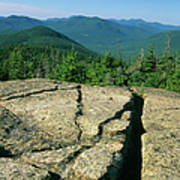 Mount Crawford - White Mountains New Hampshire  Art Print
