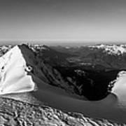 Mount Garibaldi Summit  Art Print