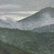 Mount Judea Print by Garry McMichael