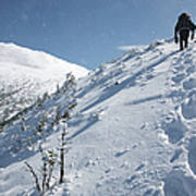 Mount Madison - White Mountains New Hampshire Usa Art Print
