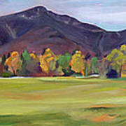 Mount Osceola New Hampshire Art Print