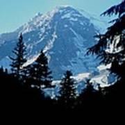Mount Rainier 14 Art Print