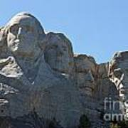 Mount Rushmore National Monument Art Print
