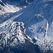 Mount Saint Helens Cauldera  Art Print